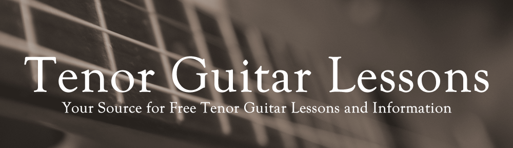 Tenor Guitar Lessons